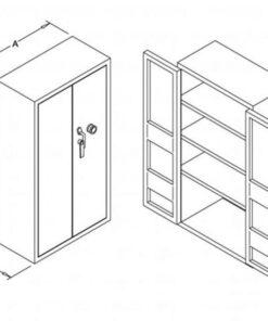 Disegno Box Maxi P50