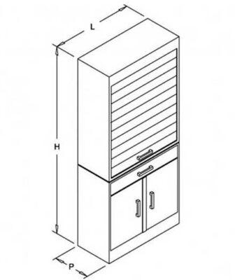 Progetto tower espositore sigarette tabacchi